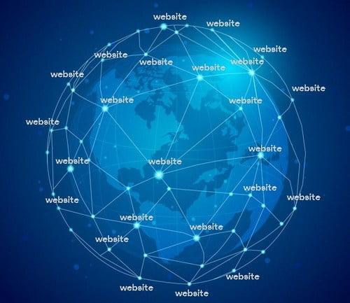 تار جهان گستر (وب) مجموعهای از وبسایتها است.