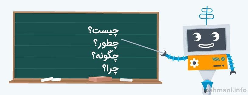انواع محتوای آموزشی